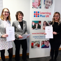 Learning Plus UK Data 2017 Progress Award Winners